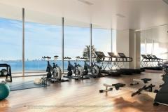 Una Residences Gym