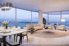 Una Residences Interior
