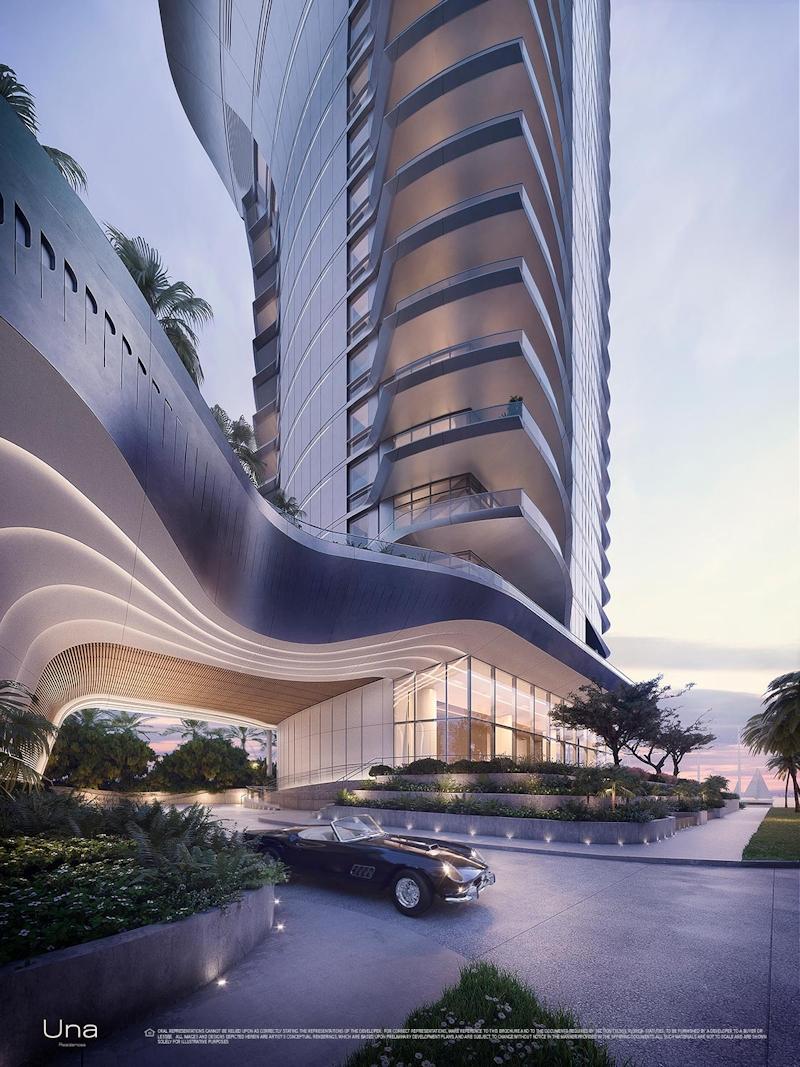 Una Residences Miami Condos